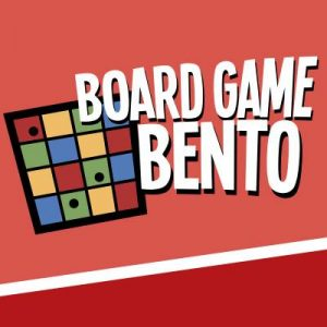 Board Game Bento Sale